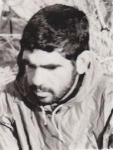 سردار شهید سیدعلی اکبر صابری